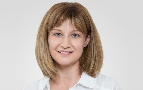 Beatrice Bachmann EEG Assistentin